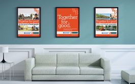 Westfield Bank - Together for Good Posters